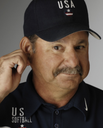 Mike Candrea — The Winningest Softball Coach of All Time (1,530 games and counting…)