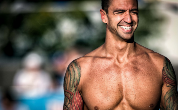 Anthony Ervin — The Fastest Swimmer on Earth